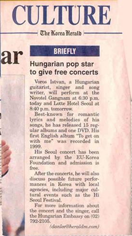 Koreai cikk