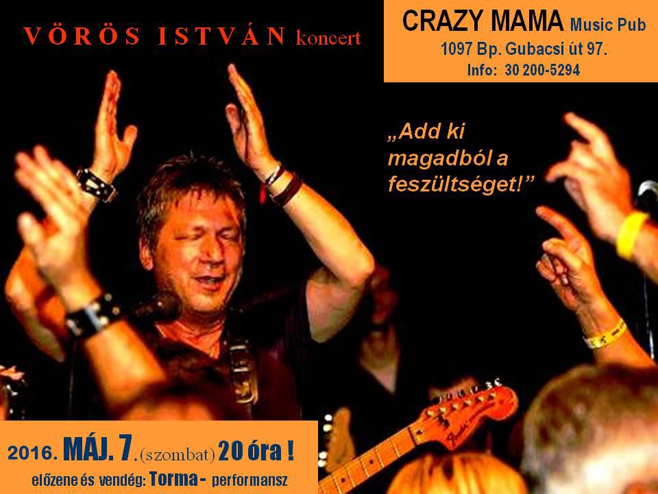 Crazy Mama 20160507