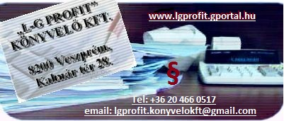 L-G Profit Könyvelő Kft